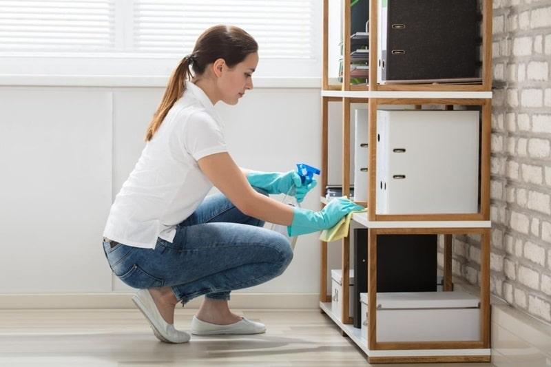 trabalho domestica home office