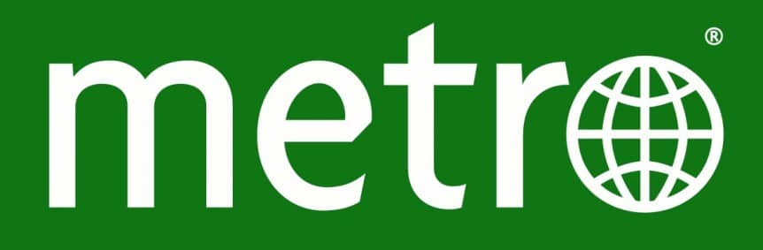 Jornal Metro Logo
