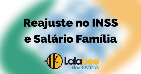 Reajuste do INSS e Salário-Família em 2016